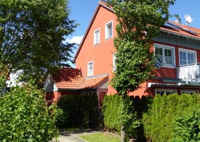 Reiheneckhaus in Schongau/ Forchet